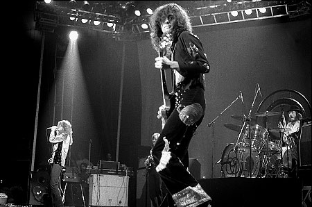 Thomas Monaster Photography Led Zeppelin